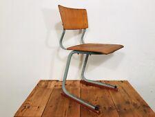 seltener DDR Design Stuhl mid century Fabrikstuhl Werkstattstuhl vintage