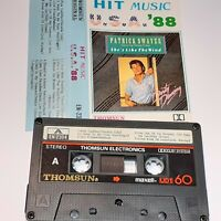 HIT MUSIC USA 88 THOMSUN IMPORT CASSETTE TAPE ALBUM SWAYZE WHITNEY LEE ROTH