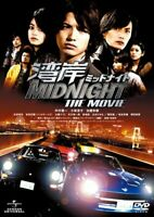 Wangan Midnight THE MOVIE DVD with Tracking number New from Japan