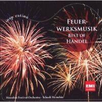 YEHUDI MENUHIN - FEUERWERKSMUSIK GEORG FRIEDRICH HÄNDEL CD 6 TRACKS CLASSIC NEU