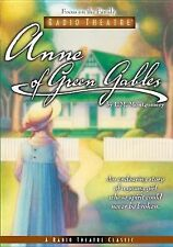 Anne of Green Gables by L. M. Montgomery, Chris Fabry and Philip Glassborrow