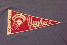 New York Yankees t-shirt men L large 1903 Lee Sport pennant AL NY MLB