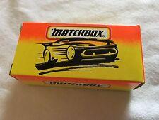 RARE VW Volkswagen Matchbox BOXED 1996 GREEN Concept