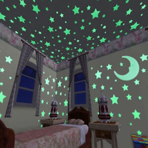 100 SENSORY ROOM LUMINESCE ROOM DECALS ADHT AUTISM RELAXATION