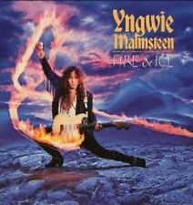 Yngwie Malmsteen - Fire & Ice  - New Expanded CD - Pre Order - 18th August