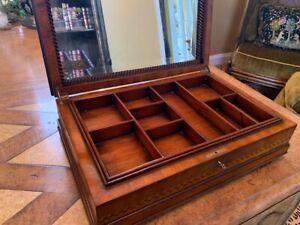 Maitland Smith jewelry box