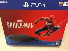 Sony - PlayStation 4 1TB Marvel's Spider-Man Console Bundle NEW