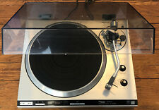Technics SL-1300 MK2 Fully-Automatic Direct-Drive Turntable (1975-1978) Works!