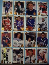 "1999-00 UD Wayne Gretzky ""Living Legend"" Inserts! See Available List..$0.99 Each"