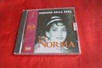 Maria Callas Il Mito Bellini Norma Imported Italy Corriere Della Sera NEW CD