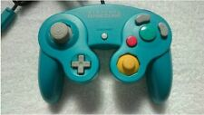 FREE SHIPPING Nintendo-GameCube Official Controller Pad-Emerald Green Japan