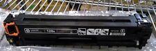 GENUINE NEW  HP CE320A 128A BLACK TONER CARTRIDGE CM1415