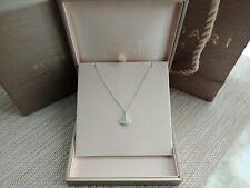 Bulgari White Gold  Diamond Diva's Dream Necklace