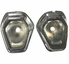 Pair of Used 1964 Chrysler Taillight Bezels