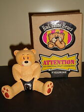 Bad Taste Bears DICK Figurine  * Sex Strap On * RETIRED