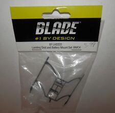 Blade Landing Skid and Battery Mount Set - BMCX #EFLH2222 NIP