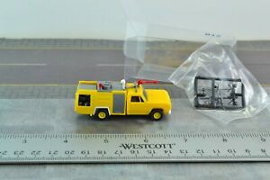 Roco Dodge Cheetah Pumper Fire Engine Yellow 1:87 Scale HO (HO012)