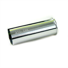 SpeedPark 80mm Alloy Shim Adapter - Convert 28.6mm Seatpost to 27.2mm Bike Tube