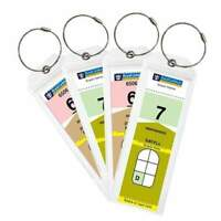 Set of 4 Cruise Tags Luggage tag Holders for Royal Caribbean & Celebrity Cruise