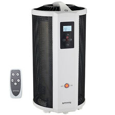 Euromatic 360º Micathermic Convection Heater/Temperature Control/24h Timer/LCD