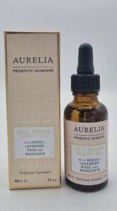 Aurelia Probiotic Skincare Cell Repair Night Oil 30ml New In Box