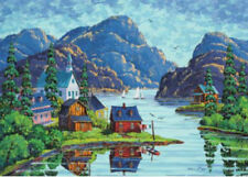 Ravensburger The Saguenay Fjord 1000 piece Jigsaw Puzzle