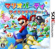 Mario Party: Island Tour (Nintendo 3DS, 2014) - Japanese Version