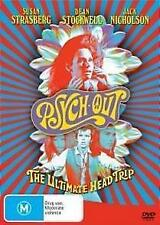 Psych Out DVD - Jack Nicholson, Susan Strasberg - CULT CLASSIC