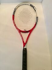 Wilson Six.One 6.1 Team BLX tennis racquet Head 95 4-3/8 amph feel Very Nice