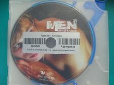 DVD  boitier slim MEN IN THE NUDE (b8)