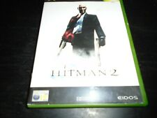 Hitman 2 silent assassin     Microsoft Xbox