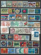 """SWITZERLAND """"small collection (x)fu"""" E954e"""