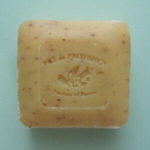 Pre de Provence Lemongrass Artisan French Milled Shea Butter Guest Bar Soap 25g