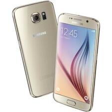 Samsung Galaxy S6 - G920 - 32GB - Gold (Factory GSM Unlocked; AT&T, T-Mobile)