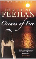 CHRISTINE FEEHAN _____ OCEANS OF FIRE ___ SHOP SOILED ___ FREEPOST uk