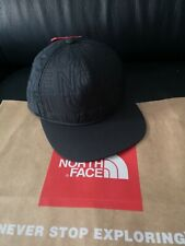 The North face Quilted Cap Brand New Colour Black One Size