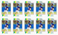 (10) 1993 SCD #38 Dwight Gooden Baseball Card Lot New York Mets