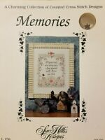 Sue Hills Designs Memories Cross Stitch A Charming Collection