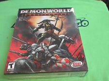 Demon World: Dark Armies (PC, 2002) - PC CDRom Game - BOX - Windows 95/98/XP