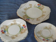 Porcelain/China Saucer Unboxed Shelley Porcelain & China