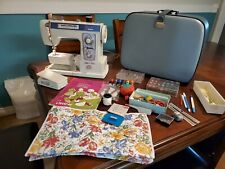 Brother Pacesetter Embroidery Sewing Machine XL 703 W/ Manual case & accessories