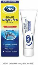 Scholl Advanced Athletes Foot Cream 15g NEW