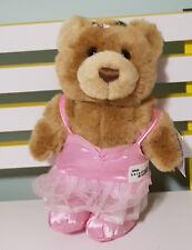 RACQ CAREFLIGHT PROMOTIONAL BALLERINA TEDDY BEAR! PLUSH TOY WITH TAG!