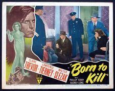 BORN TO KILL CLAIRE TREVOR FILM NOIR 1946 LC 7