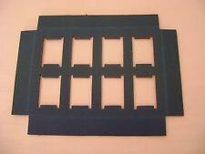 Lionel No. 40 Cable Reel Box Insert Original- Blue