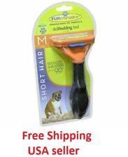 FURminator deShedding Tool for  Medium Short Hair Dogs 21-50 lbs