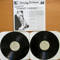 The Indispensible Tommy Dorsey Volumes 1/2 NM/EX Gatefold 2xLP NL89752