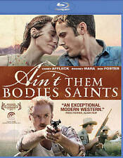 NEW SEALED! Ain't Them Bodies Saints Blu-ray Casey Affleck Rooney Mara Carradine