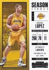 BROOK LOPEZ 2017-18 PANINI CONTENDERS Basketball cartes à collectionner, #80