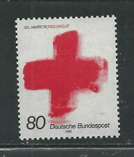 WEST GERMANY # 1563 MNH RED CROSS